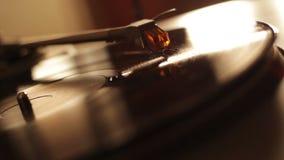 Vinyl Seamless Loop stock video