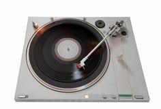 Vinyl speler Royalty-vrije Stock Fotografie