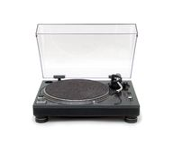 Vinyl Turntable Stock Photo