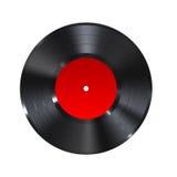 Vinyl verslag stock illustratie