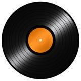 Vinyl verslag vector illustratie