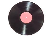 Vinyl Verslag Royalty-vrije Stock Foto's