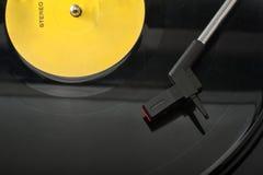 Vinyl verslag Stock Afbeelding