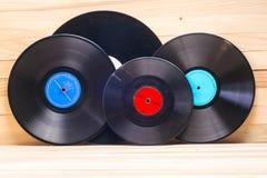 Vinyl verslag Exemplaarruimte voor tekst Royalty-vrije Stock Fotografie