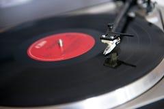 Vinyl. Vintage music song retro Stock Photos