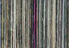Vinylabdeckungen Lizenzfreie Stockbilder