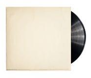Vinylaufzeichnung Lizenzfreie Stockfotografie