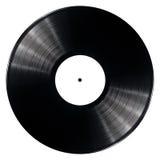 Vinylaufzeichnung Stockbild
