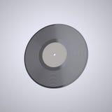 Vinylaufzeichnung - LP Lizenzfreies Stockbild