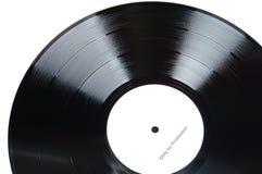 Vinylaufzeichnungen Lizenzfreies Stockfoto