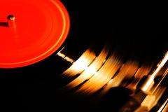 Vinyle Photographie stock libre de droits