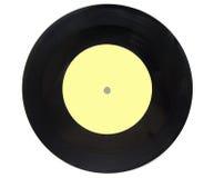 vinyle de disque Photographie stock