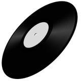 Vinylplattenabbildung Stockfotografie