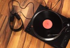 Vinylregister arkivfoton
