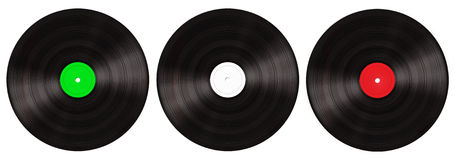 vinyls Stock Photos