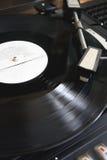Vinylsatz Stockfotos