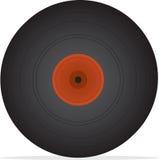 Vinylsatz Stockfotografie