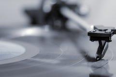 Vinylsatz Stockbilder
