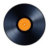 Vinylsatz getrennt auf weißem Hintergrund Lizenzfreie Stockfotos