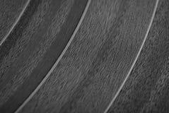 Vinylsatzdetail Stockbild