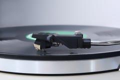 Vinylspieler lizenzfreies stockfoto