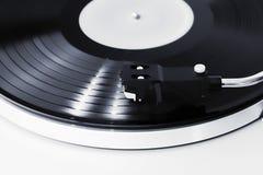 Vinylspieler lizenzfreies stockbild