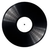 Vinylverslag Stock Afbeelding