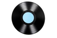 Vinylverslag Royalty-vrije Stock Foto