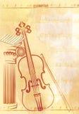 Violín Libre Illustration