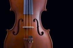 Violín clásico Imágenes de archivo libres de regalías