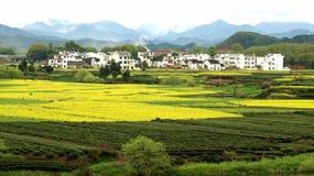 Viol dans les villages images stock