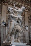 Viol de Proserpine par Gian Lorenzo Bernini Photographie stock libre de droits