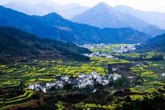 Violação de Wuyuan de jiangxi Imagem de Stock