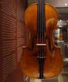 Viola, Antonio Stradivary, Cremona, Italy, 1715 Stock Image