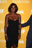 Viola Davis arrives at the City of Hope's Music And Entertainment Industry Group Honors Bob Pittman Event Stock Image