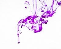 Viola dell'inchiostro Immagini Stock Libere da Diritti