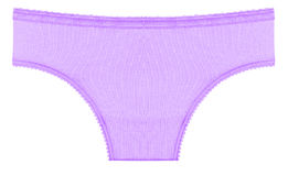 Viola panties for girls Stock Photos