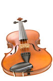 Viola or violin Stock Images
