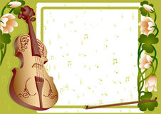 Violain Royalty Free Stock Images