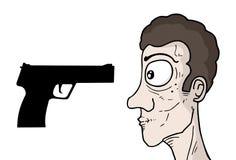 Violence  Stock Image