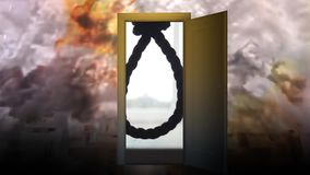 Violence war depression. Door to the War. 1