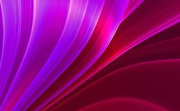 Violet abstract background Stock Illustration