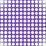 Violet abstract background. Circle with glowing bright middle. Glowing lights,searchlights. Vector illustration for your design. Violet abstract background Vector Illustration