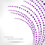 Violet abstract background. Royalty Free Stock Photo