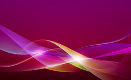 Violet abstract composition Royalty Free Stock Photos