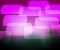 Violet Abstract Computer Background Stock Afbeeldingen