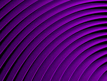 Violet abstract pattern for web. Template background, brochure cover or app. Material style. Geometric 3D illustration Royalty Free Stock Photo