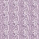 Violet abstract seamless pattern Stock Images