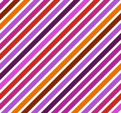 Violet Abstract Striped Background Kleurrijke lijn Grafische vecto royalty-vrije illustratie