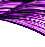 Violet abstract wave techno background Royalty Free Stock Images